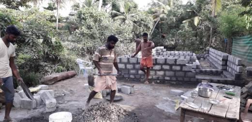 Abhilash Nandu's home project